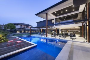 The Empyrean,Modern,Pool